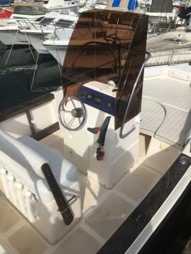 Boat rental Mano Marine 18 open new millenieum in Marseille on Samboat