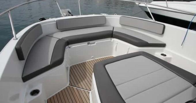 Rental Motorboat in Ibiza Island - Jeanneau Cap Camarat 9.0 CC