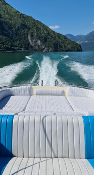 Hire Motorboat with or without skipper Colombo Pisogne