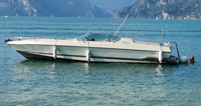 Rental Motorboat in Pisogne - Colombo antibes 27