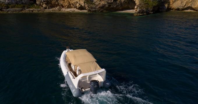 Boat rental Zodiac Medline 3 in Ibiza Island on Samboat