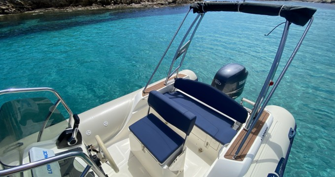 Hire RIB with or without skipper Capelli Porto-Vecchio