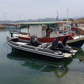 Boat rental Kissamos cheap X