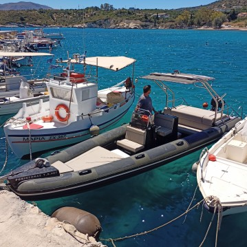 Boat rental Fost Obession  in Chania on Samboat