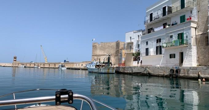 Boat rental speedy 565 new 3 in Monopoli on Samboat