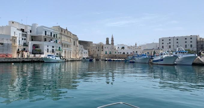 Boat rental Monopoli cheap 565 new 3