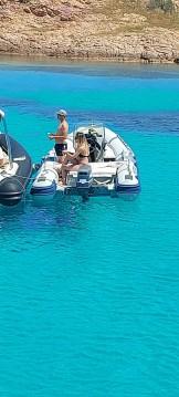 Rental RIB Joker Boat with a permit