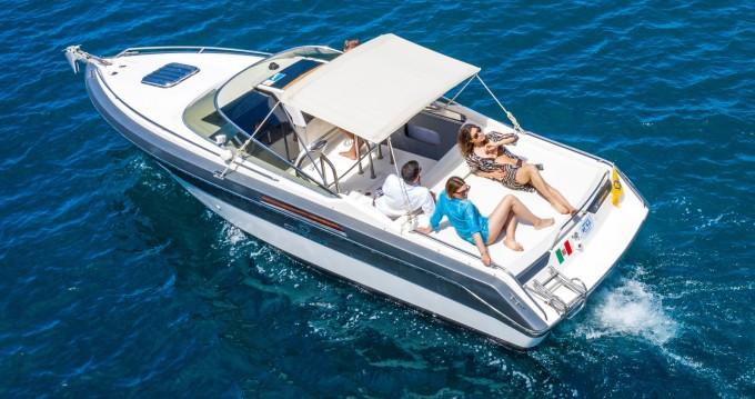 Rental Motorboat in Sorrento - Cranchi Clipper 760