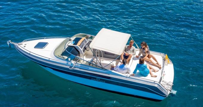 Boat rental Sorrento cheap Clipper 760