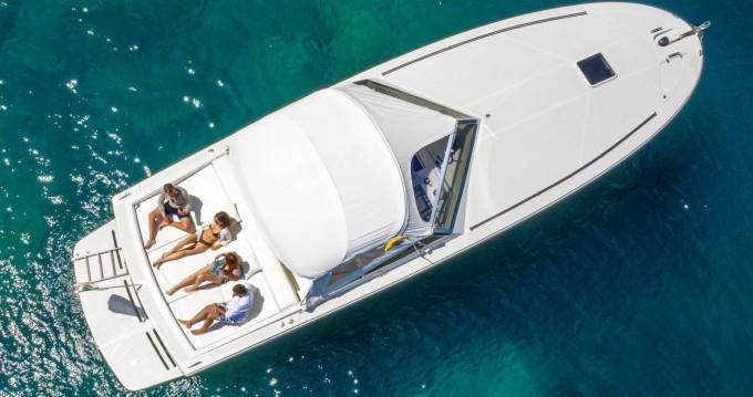 Boat rental Sorrento cheap Tornado 38 Flush Deck