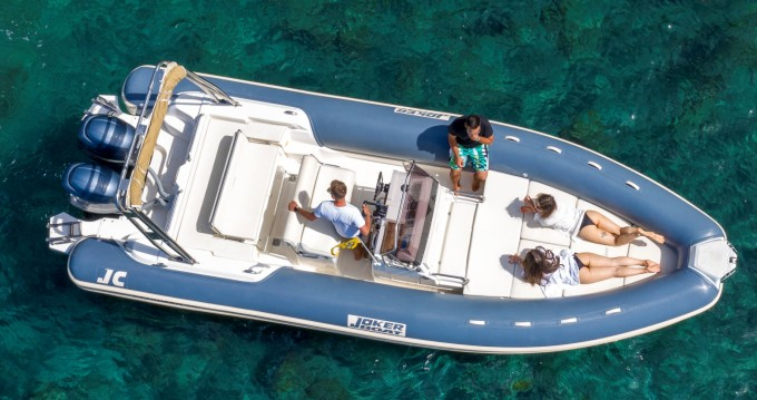 Hire RIB with or without skipper Joker Boat Sorrento