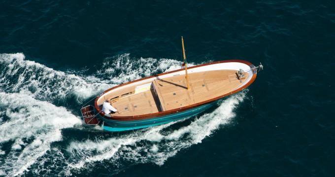 Boat rental Sorrento cheap Smeraldo 7,20