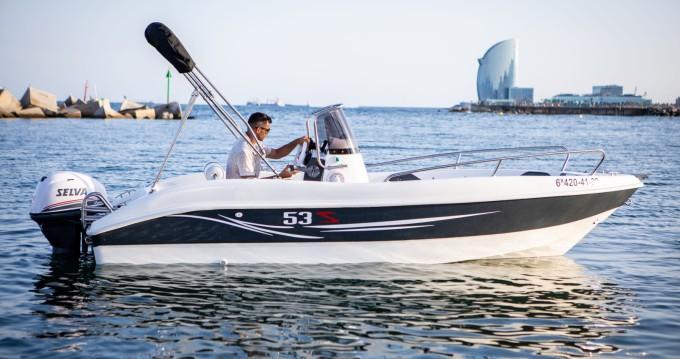 Rental yacht Barcelona - TRIMARCHI 53S on SamBoat