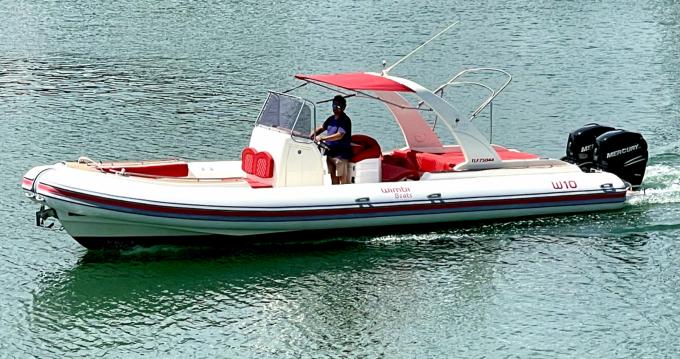 Boat rental Wimbi Boats W10 in Port Grimaud on Samboat