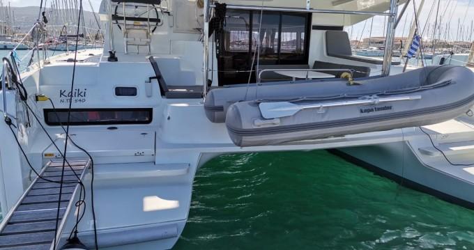 Boat rental Lefkada (Island) cheap Lagoon 42