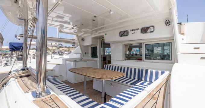 Rental Catamaran in Ta' Xbiex - Lagoon Lagoon 440