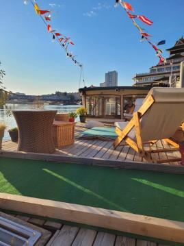 Rental yacht Paris - Peniche Péniche on SamBoat