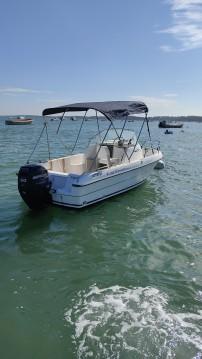 Boat rental B2 Marine Cap Ferret 550 in Grand Piquey on Samboat