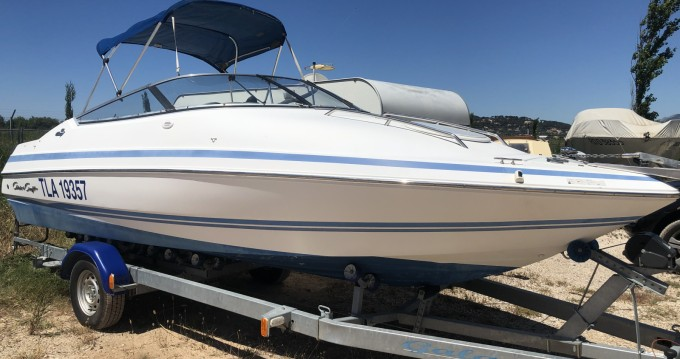 Boat rental Chris Craft Concept 21 in Marseille on Samboat