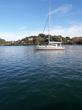 Hire Catamaran with or without skipper Fountaine Pajot Hendaye