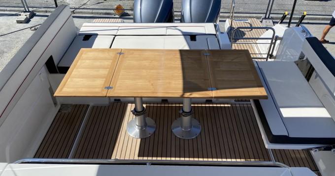 Rental yacht Cogolin - Jeanneau Cap Camarat 10.5 WA série 2 on SamBoat