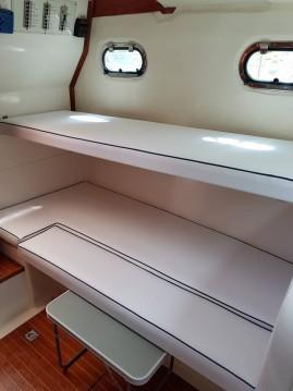 Rental Motorboat in Mykonos (Island) - Apreamare Smeraldo 8 Cabin