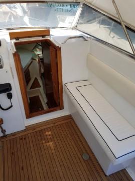 Rent a Apreamare Smeraldo 8 Cabin Mykonos (Island)
