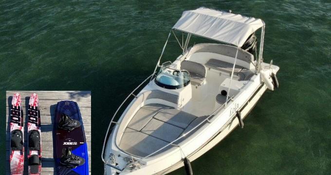 Boat rental Marinello Eden 22 in Saint-Jorioz on Samboat