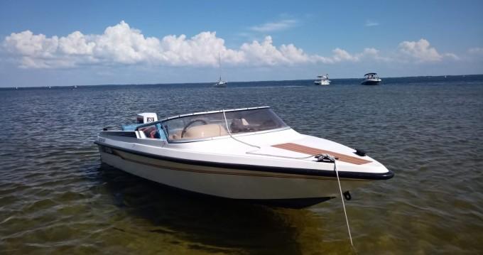 Boat rental Cazaux cheap 430 sport