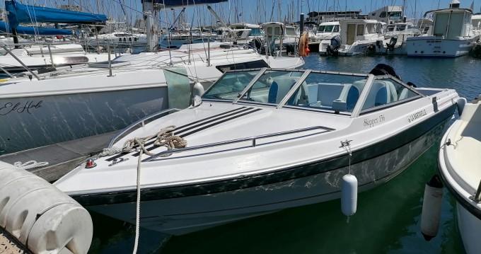 Rent a Cadorette skipper 156 La Grande-Motte