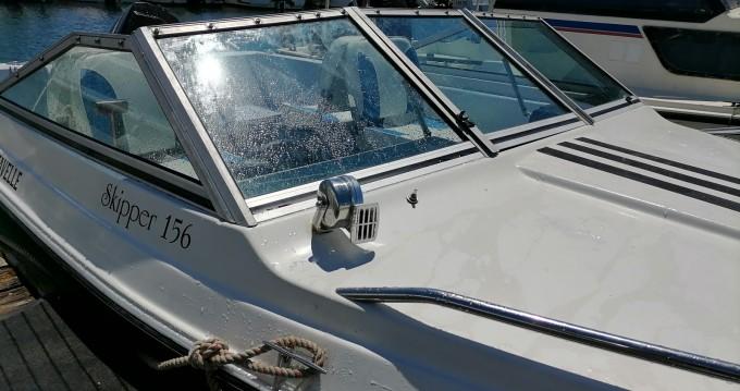 Boat rental Cadorette skipper 156 in La Grande-Motte on Samboat