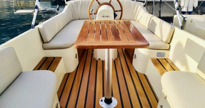 Hire Motorboat with or without skipper Jata Boats Puerto Campomanes Greenwich
