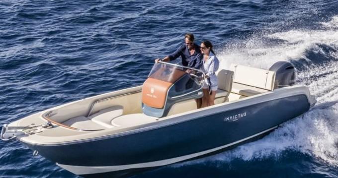 Rental yacht l'Estartit - Invictus  Invictus 200 FX on SamBoat