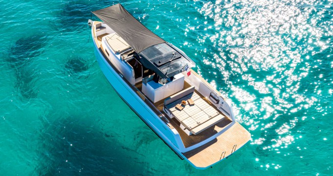Pardo Yachts Pardo 38 between personal and professional Cannes