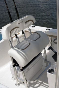Rental Motorboat Sea-Fox with a permit