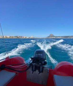 Rental yacht Javea - Whaly whaly 435 on SamBoat