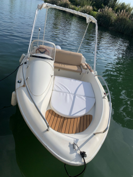 Hire Motorboat with or without skipper Quicksilver Mandelieu-la-Napoule