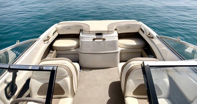 Motorboat for rent Puerto Deportivo Estepona at the best price