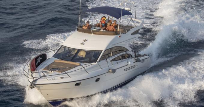 Rental yacht Cannes - Princess Princess P42 on SamBoat