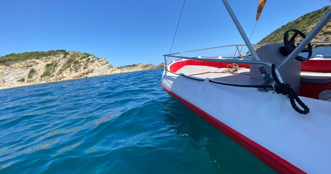 Hire Motorboat with or without skipper Whaly Javea