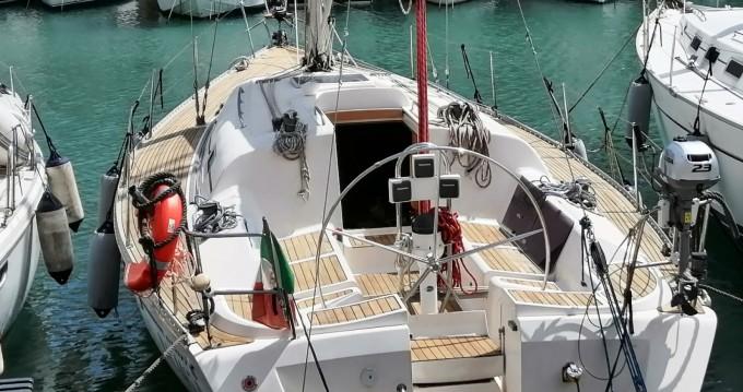 Boat rental Genova cheap Elan 40
