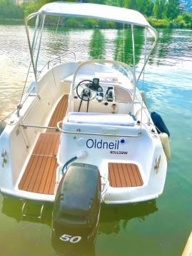 Rental yacht Mandelieu-la-Napoule - Quicksilver Quicksilver 500 Open on SamBoat