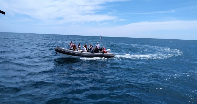 Boat rental Valencia cheap DR 760