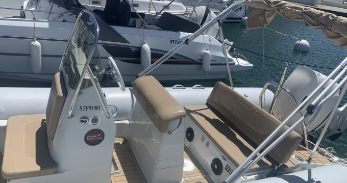 Hire RIB with or without skipper Zodiac Le Grau-du-Roi