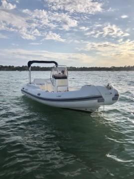 Rental RIB in Lège-Cap-Ferret - Nuova Jolly King 600 Exclusive
