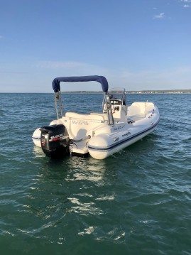 Boat rental Nuova Jolly King 600 Exclusive in Lège-Cap-Ferret on Samboat