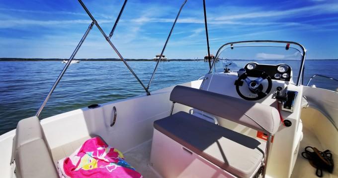 Rental yacht Port d'Arcachon - Quicksilver Activ 505 Open on SamBoat