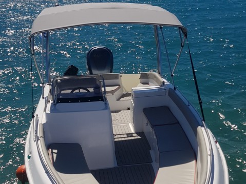 Hire Motorboat with or without skipper Volos Marine Alikanas