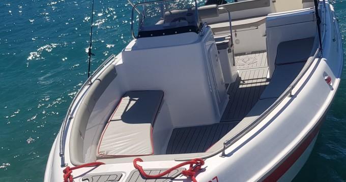 Rental Motorboat in Alikanas - Volos Marine GT 23