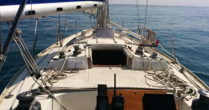 Boat rental Municipio Roma X cheap CAT 38
